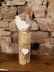Säule Huhn