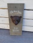 Bieröffner Bär