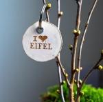 Schlüsselanhänger * I love Eifel*