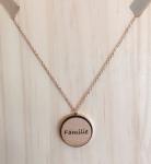 Halskette Familie