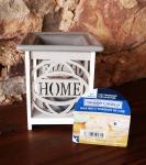 Wax Melt Warmer *Home*, grau