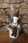 Kleines Gesteck Nikolaus