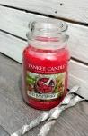 Große Duftkerze * Red Rasberry *