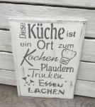 Diese Küche *weiß*