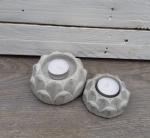 Teelichthalter Lotus Blüte 2er Set