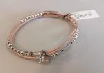 Armband rosa mit Stern
